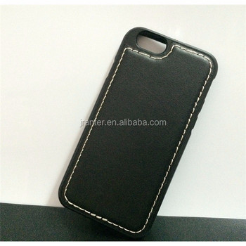 Genuine Leather Custom Cover for iPhone 5c Back Cover Housing Replacement