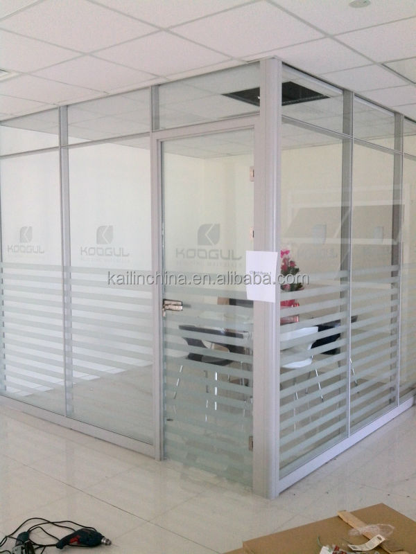 office partition dividers. v80 double sides system green material factory direct price office partition room divider wall glass dividers s