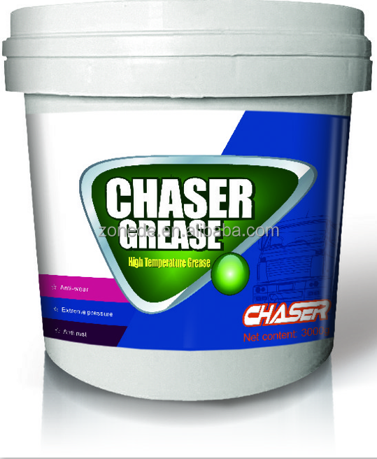 Extreme pressure 3# grease 3kg plastic barrel