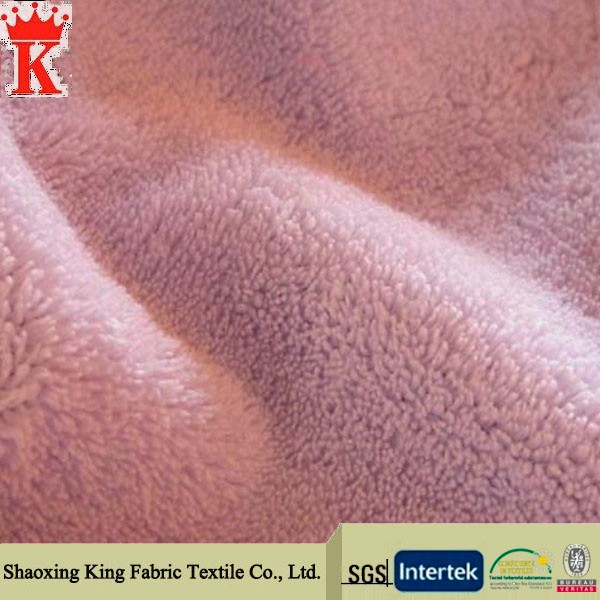 Hot china products wholesale knitted polar fleece blanket