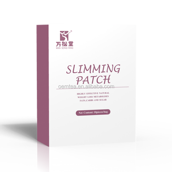 Slimming Patches For Fat