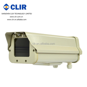 2018 manufacturers Box surveillance waterproof IP67 Bullet Dome IP68 Explosion proof outdoor IP66 cctv camera housing with wiper