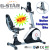 GS-8602-1 Hot sales Indoor sitting exercise machine Magnetic body fit cycle bike