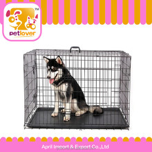 New double door S size dog cage
