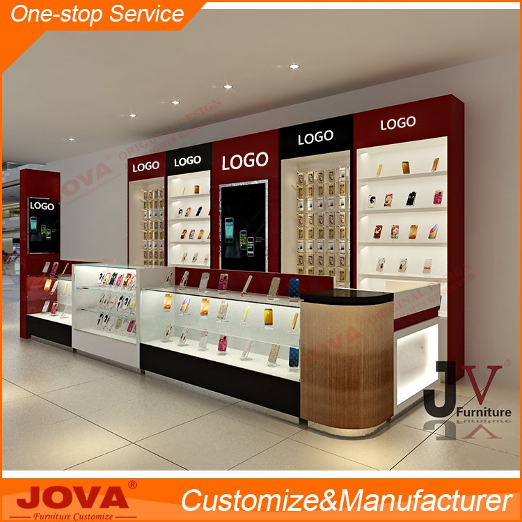 Retail Cutsomzied Mobile Phone Shop Interior Design