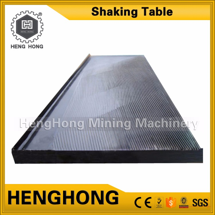 High recovery ratio africa popular gold pan plant china manufacturer palladium concentrate shaking table
