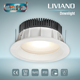 High efficiency fitting fixture IP20 SKD 7 inch LED white downlight