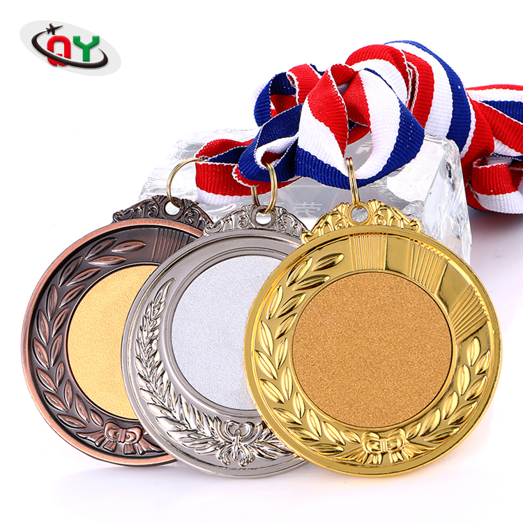 Factory Price Antique Coin Trophies And Medals Engraved Metal Custom Gold  Silver Bronze Military Medal With Ribbon - Buy Military Medal,Trophies And