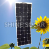 130w/135w Ultra light bendable flexible solar pv module