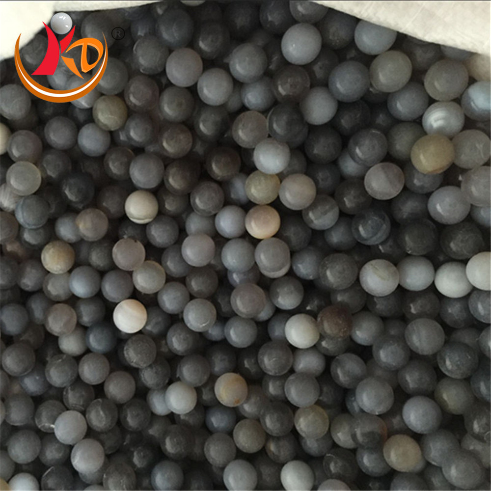 natural color Agate Milling Ball Agate Grinding Ball for ball mill