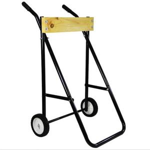 made in china cheap folding outboard motor trolley