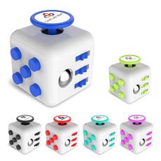 Classic cheap custom sublimation logo plastic cube block kids learning game intelligence wit brain toys sliding jigsaw puzzle