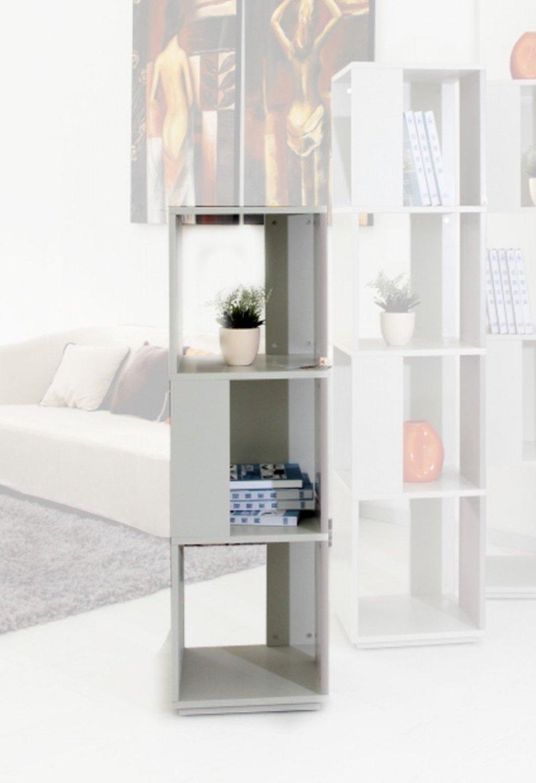 1PerfectChoice Modrest Elevate Modern Grey Display Unit