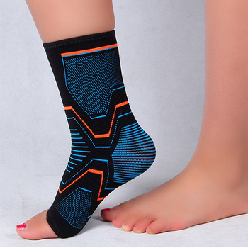 High Compression Elastic Basketball Ankle Support