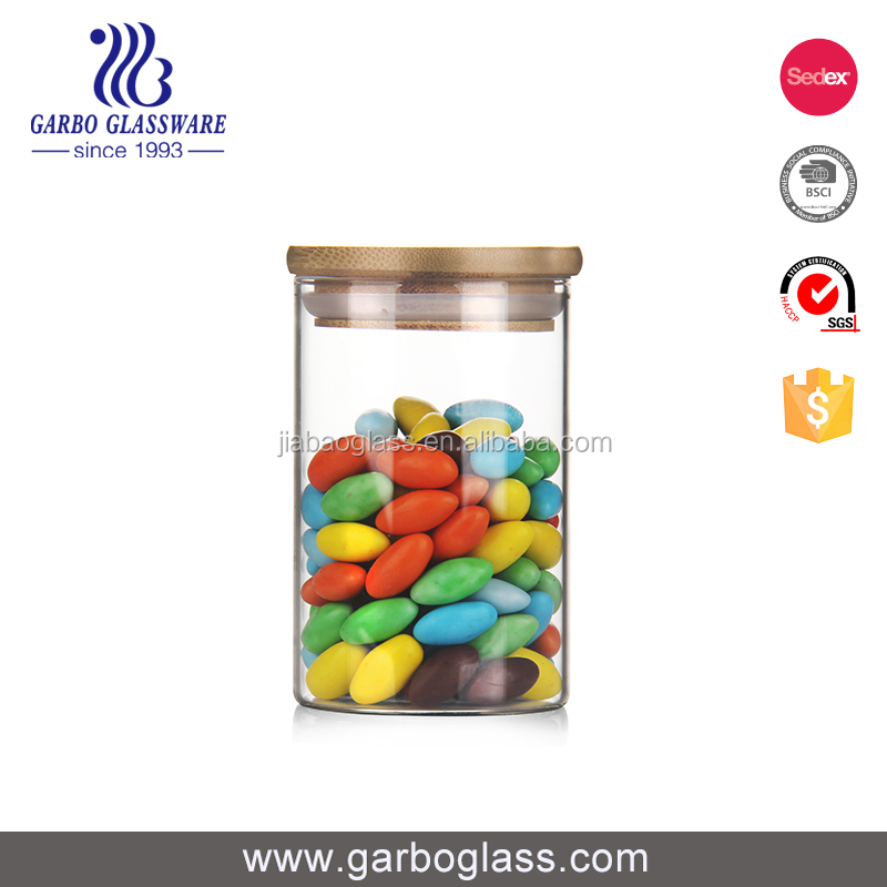 10oz high borosilicate honney jar glass GB570040280