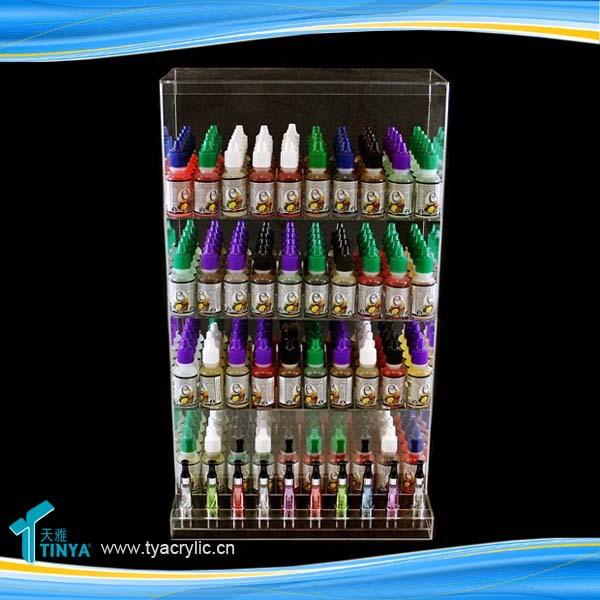 China Supplier 3 Shelf Perspex E-liquid Display Stand Acrylic E ...