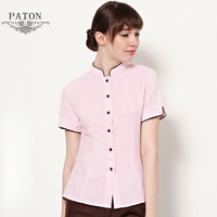 New Fashion Style Long Sleeves Hotel Room Service Cleaning Staff Uniforms