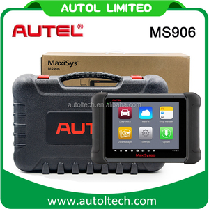 2017 Original autel maxisys ms906 medical diagnostic equipment diagnostic multi car scanner 1 year free update online