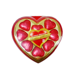 Valentine's Heart shape Snack Chocolate