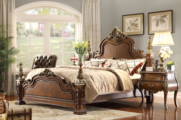 Bedroom Furniture Malaysia cheap solid wood bedroom furniturer wa152 - buy solid wood bedroom