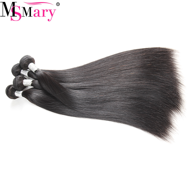8A Grade Brazilian Straight Hair 3 Bundles Virgin Human Hair Straight 10-26 Inches Wholesale Remy Natural Color