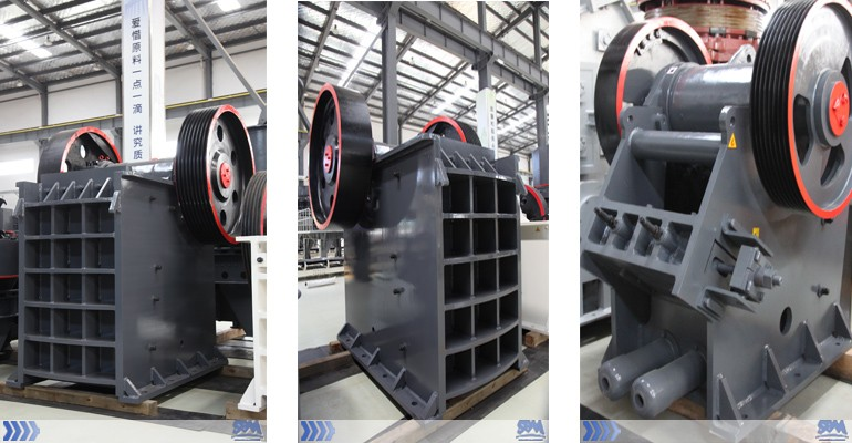 2019 SBM Factory PE series stone jaw crusher/jaw crusher price, stone crusher machine price