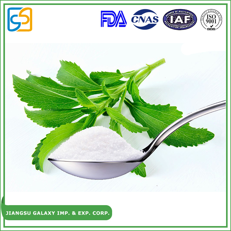 GMP factory rebaudiana supplier of stevia sugar free sweetener