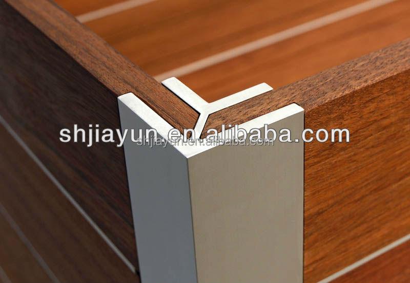 Perfil De Aluminio Para Marcos De Fotos Puerta De Vidrio