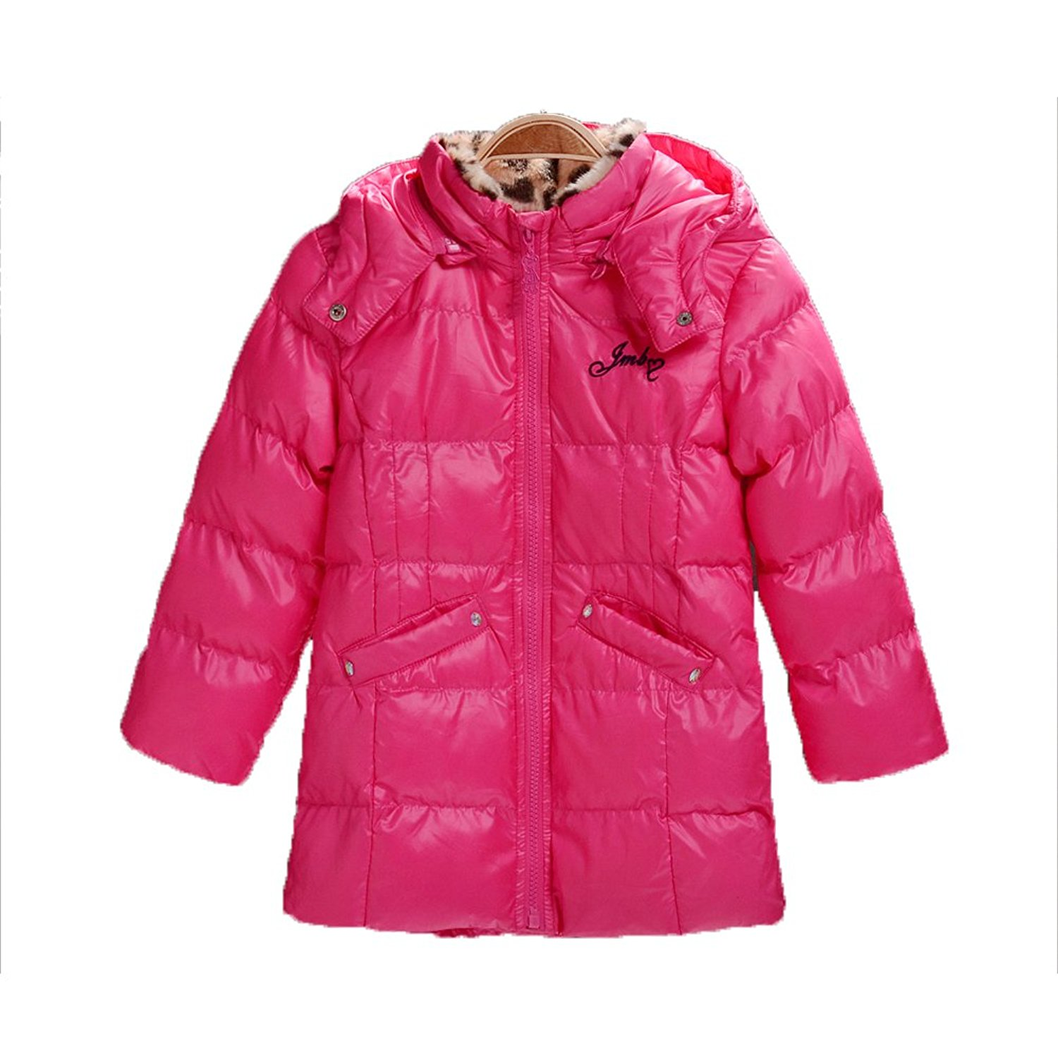 8795a67fb86 Get Quotations · KID1234 Girls Winter Jacket - Baby Girl Winter Jacket