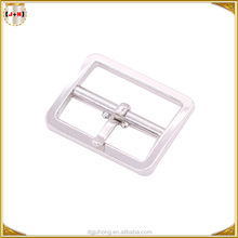 1 Inch Silver Metal Small Pin Shoe Buckle for Lady Shoes Straps