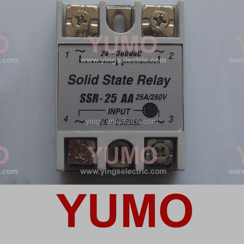 SSR-25AA Solid sate relay