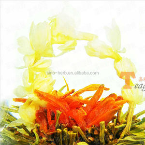 Free Sample Organic 100% Hand-made Artistic Blooming Tea