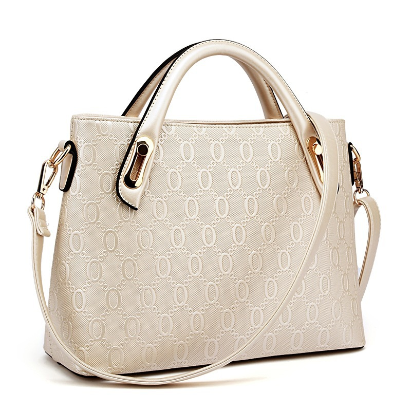 0353a91fee70 Get Quotations · Brand Women PU Leather Handbags Fashion Women Messenger  Bags ladies Casual Tote vintage Women Bags bolsa