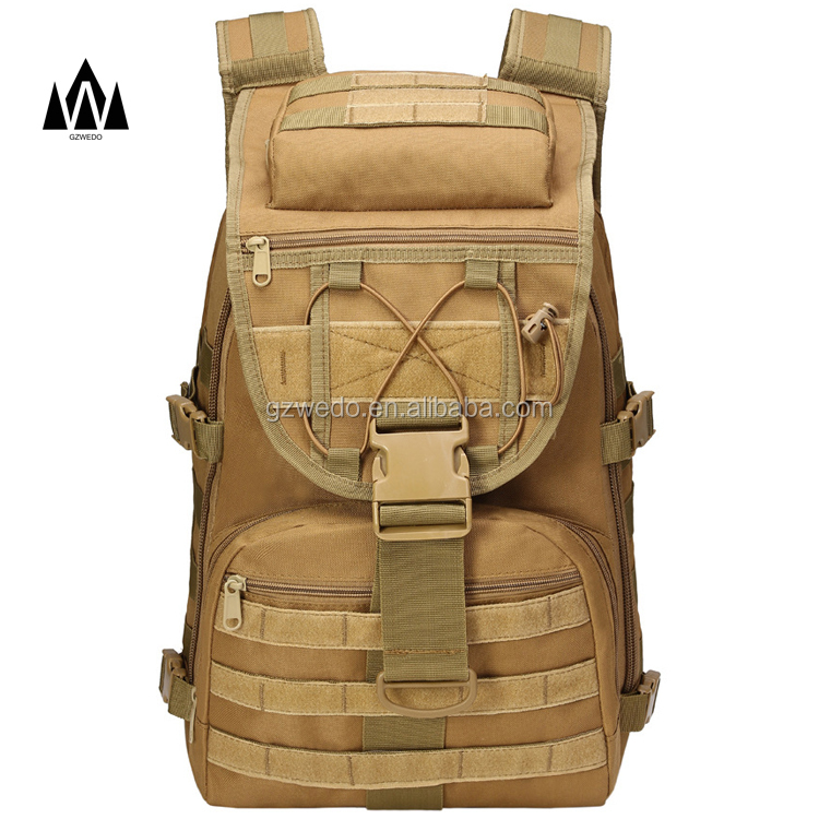 Military Tactical Backpack Daypack Gear Rucksack Large MOLLE 3 Day Assault Pack for Hunting Camping Trekking Sport Outdoor
