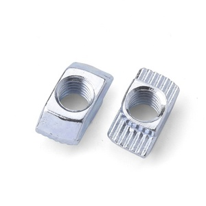 T Bolt T Nut Aluminum profile accessory for 3030 series