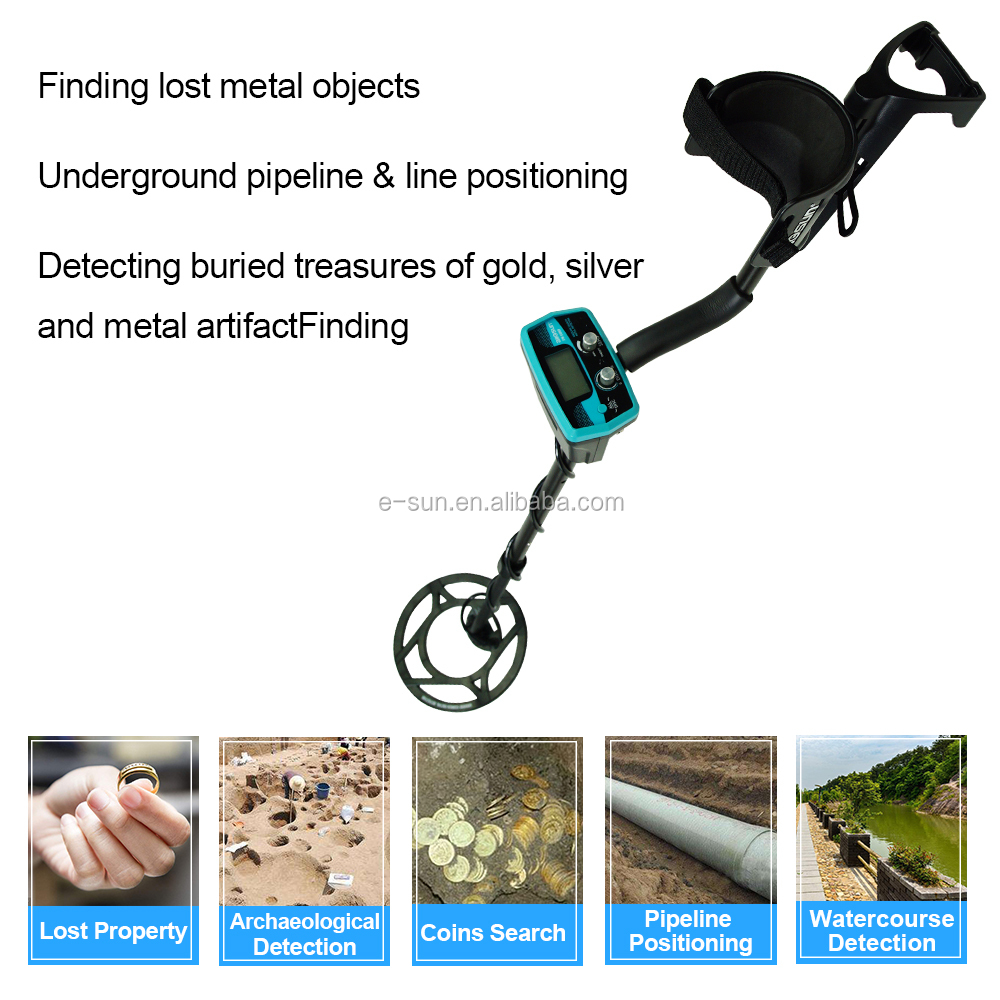 Factory Direct Selling Hand Held Metal Detector Prijs Gold Made In China Istanbul Snelle Levering Goede Kwaliteit