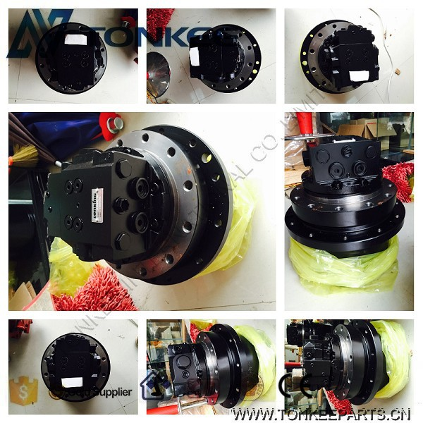 Construction Machinery Parts GM09 TM09 final drive for PC60-7 SK60 SK80 PC75UU HD250-7 DH60 DH80 R80