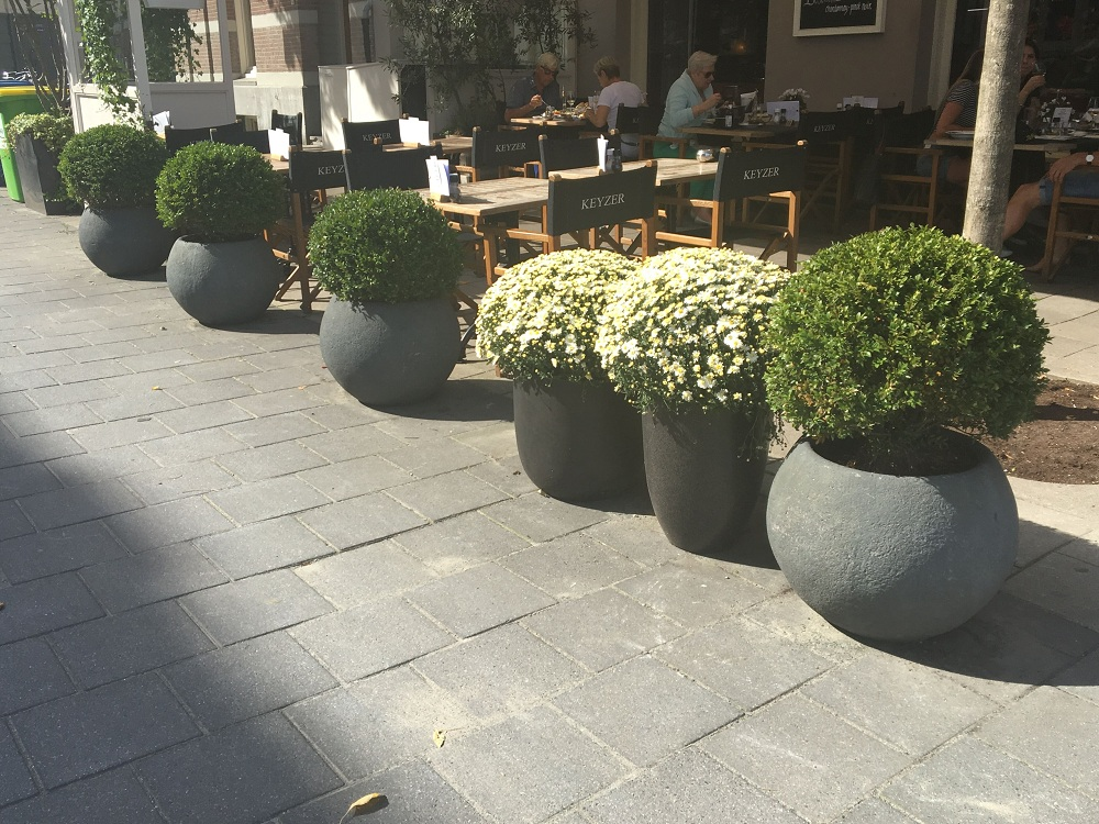 Good Outdoor Oval Planter Flower Pots, Outdoor Oval Planter Flower Pots  Suppliers And Manufacturers At Alibaba.com