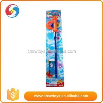 Kids Play 1 Bottle Bubble Water Sword Shape Toy Bubbles