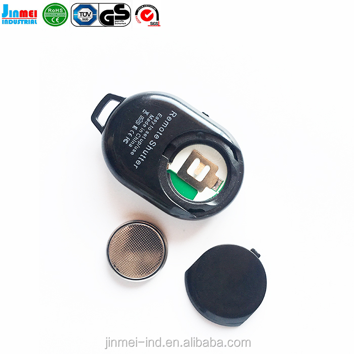 China Factory wholesale hot selling Selfie remote control with Phone bracket JM-BRS002A4
