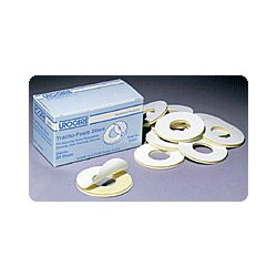"Urocare Tracho-Foam Large Foam Disc with Adhesive, 1/ 8"" x 1"" x 2 5/ 8"" (UC5310) Category: Cannulas and Tracheostomy Supplies"