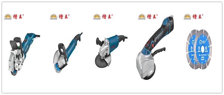 45 derece Adjustable1600W 114mm Taşınabilir mermer fayans Taş Kesici