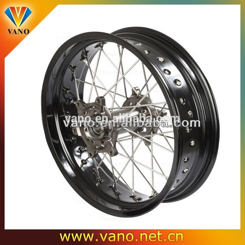 Hot sell China professtional 1.4x17 scooter gy6 rim