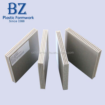 Plastic Formwork Construction Concrete Column/slab Formwork Made In China  With Low Price - Buy Plastic Concrete Construction Formwork,Plastic  Formwork