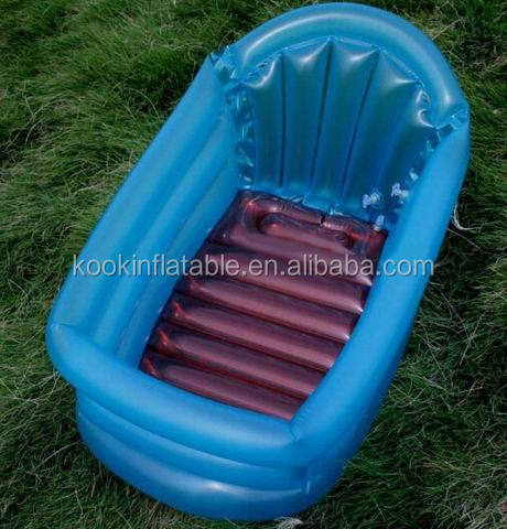 eco friendly pvc infant inflatable pool blow up baby bathtub buy infant inf. Black Bedroom Furniture Sets. Home Design Ideas