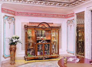 Français new baroque classique accueil mobilier de bureau luxe