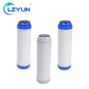 Whole sale Gac Activated Carbon Blue Water Filter