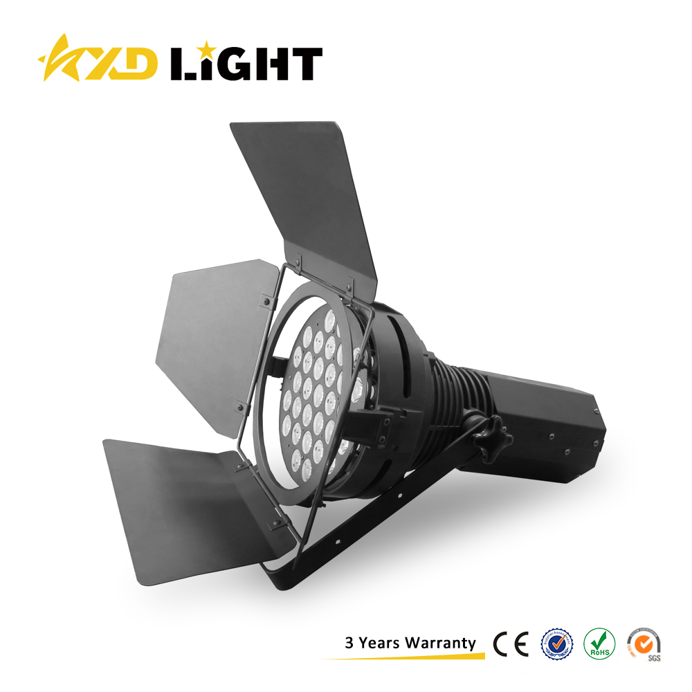 37x10 Watt High Power LED Auto Show Stage Light Made in China