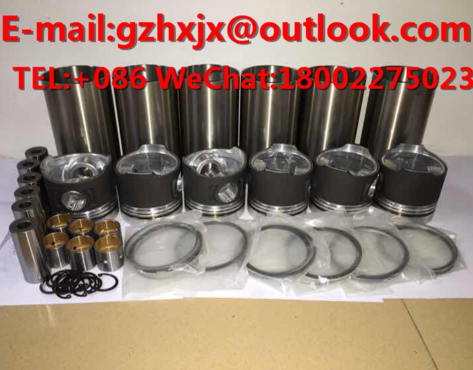 3LB1 Piston ring set for Isuzu engine Sumitomo loader excavator 8-97034-609-0