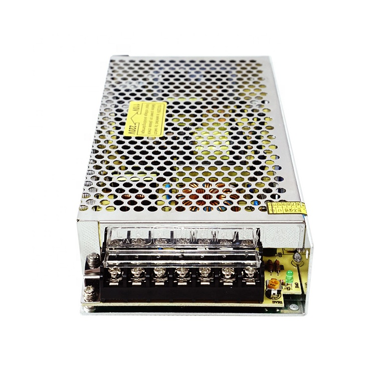 RS-100-24 MW Power Supply Netzteil 24V//DC 4,5A MEANWELL 108W LED Trafo